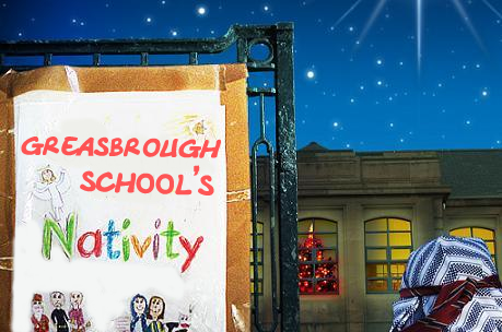Greasbrough Schools Christmas Nativity Play