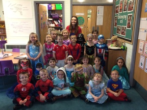 can you spot any super heroes?