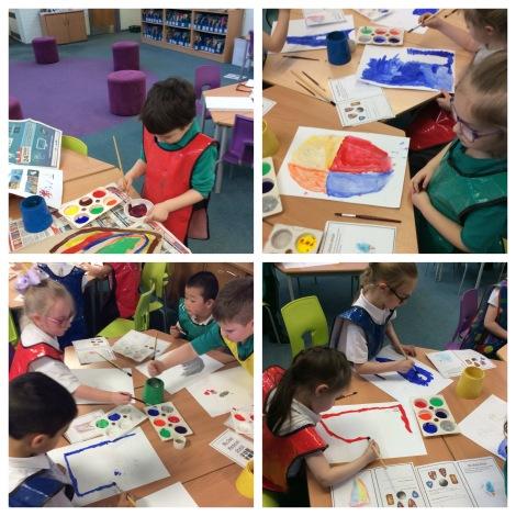 Designing And Making Heraldic Shields Greasbrough Primary School