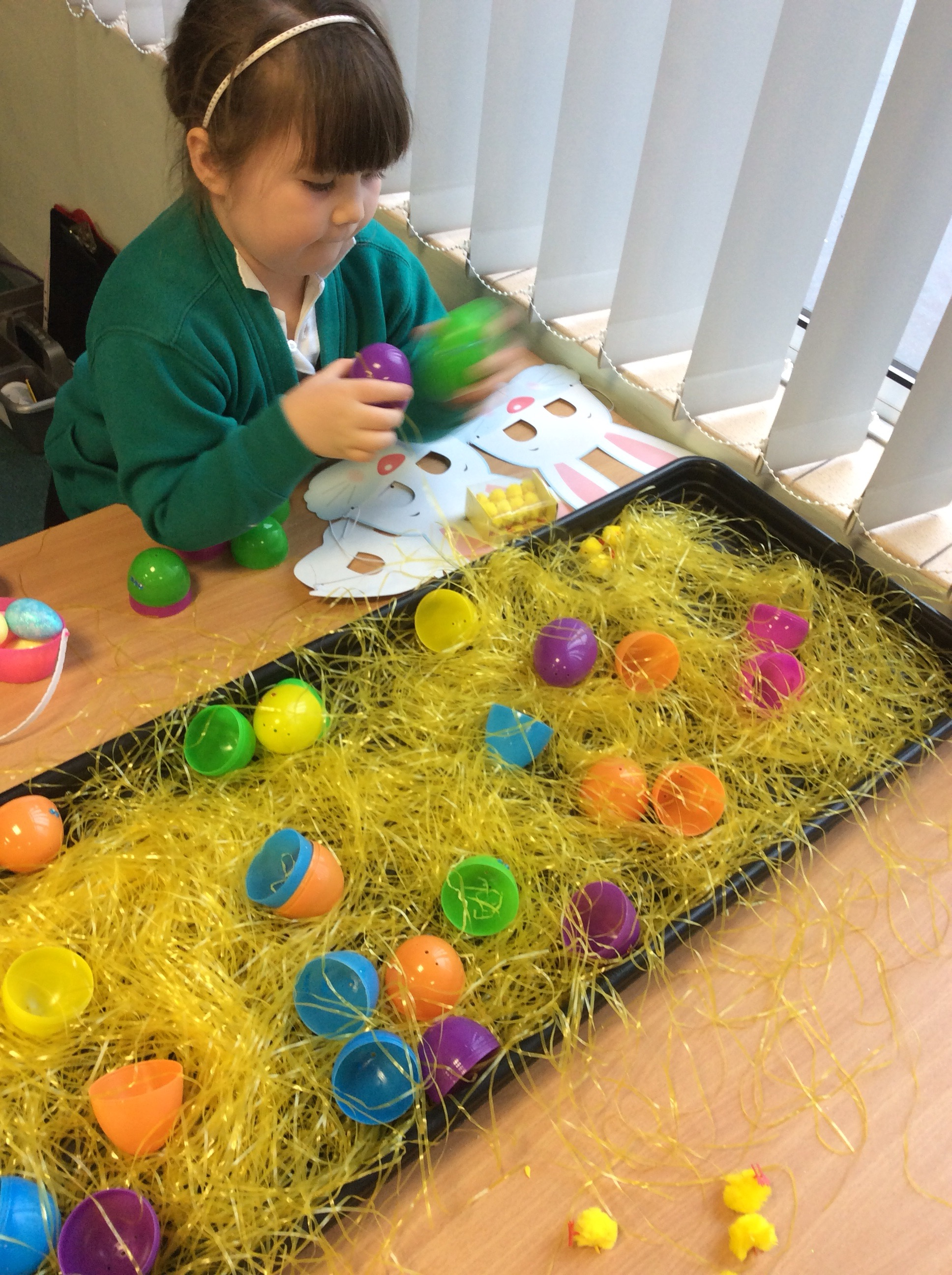 Easter Is On Its Way In Eyfs Greasbrough Primary School
