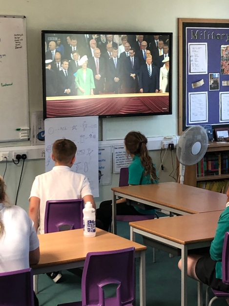 Remembering DDay | Greasbrough Primary School